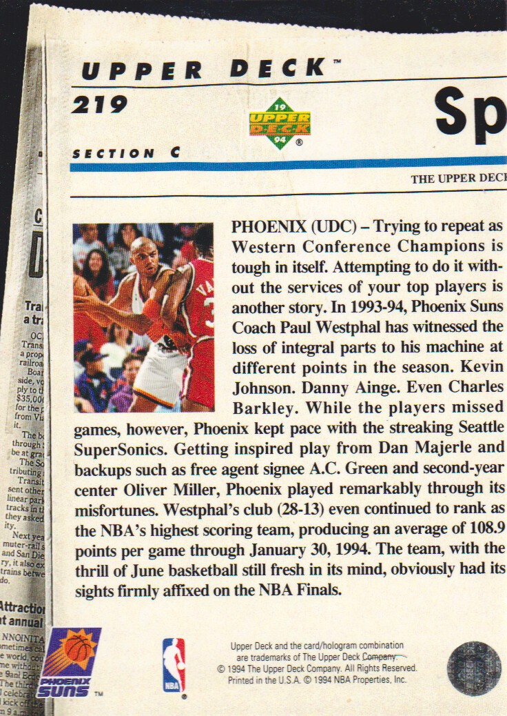 1993-94-Upper-Deck-SE-Electric-Court-Basketball-Cards-Pick-From-List thumbnail 252
