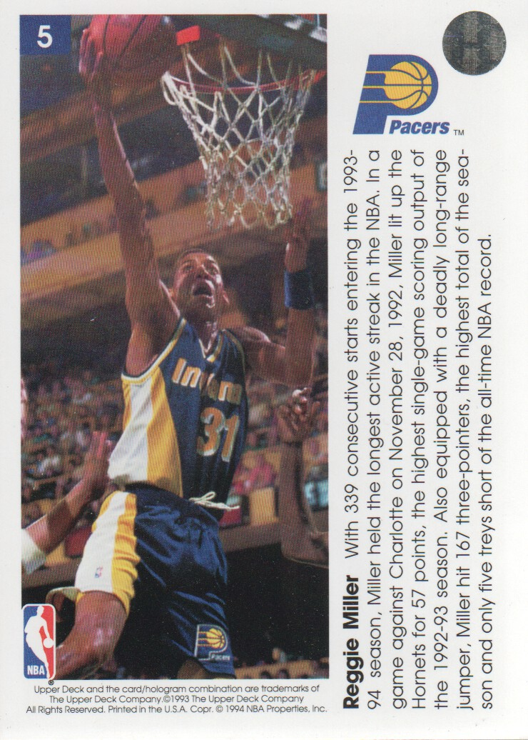 1993-94-Upper-Deck-Pro-View-Basketball-Cards-Pick-From-List thumbnail 11