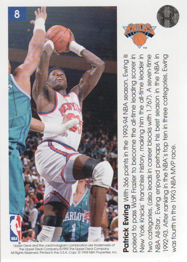 1993-94-Upper-Deck-Pro-View-Basketball-Cards-Pick-From-List thumbnail 17