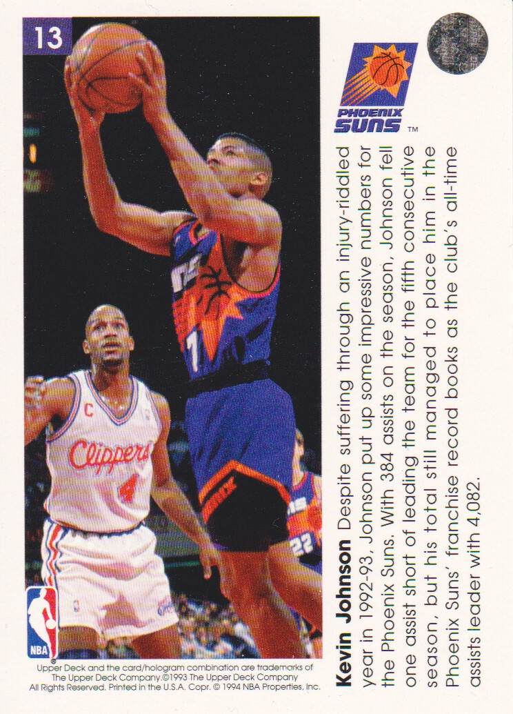 1993-94-Upper-Deck-Pro-View-Basketball-Cards-Pick-From-List thumbnail 27