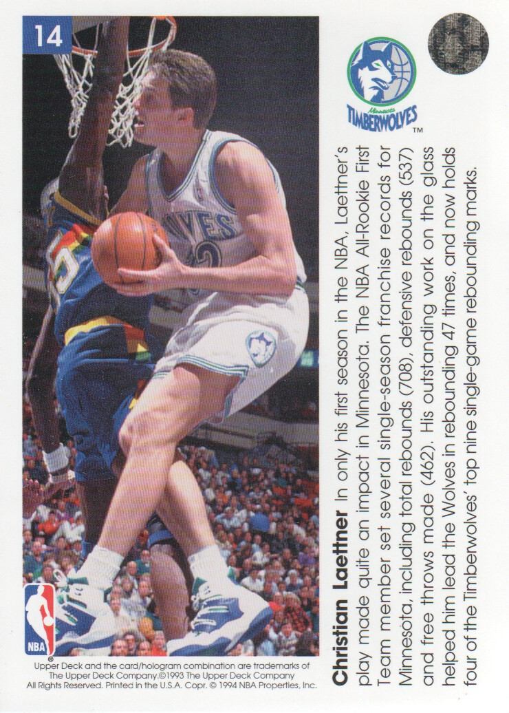 1993-94-Upper-Deck-Pro-View-Basketball-Cards-Pick-From-List thumbnail 29