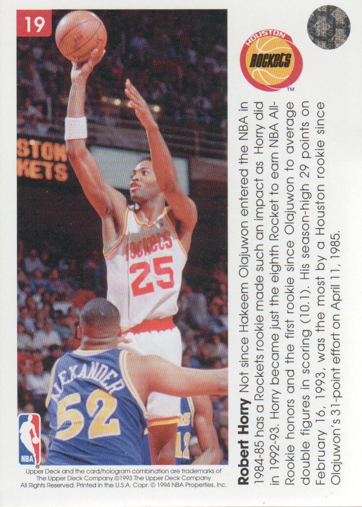1993-94-Upper-Deck-Pro-View-Basketball-Cards-Pick-From-List thumbnail 37