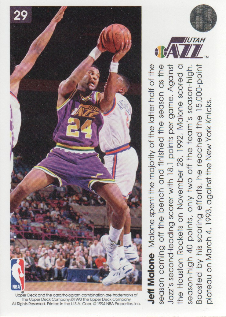 1993-94-Upper-Deck-Pro-View-Basketball-Cards-Pick-From-List thumbnail 51