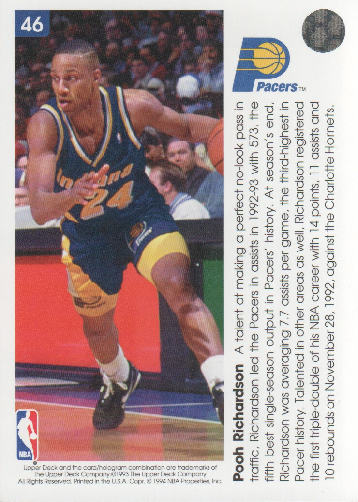1993-94-Upper-Deck-Pro-View-Basketball-Cards-Pick-From-List thumbnail 75
