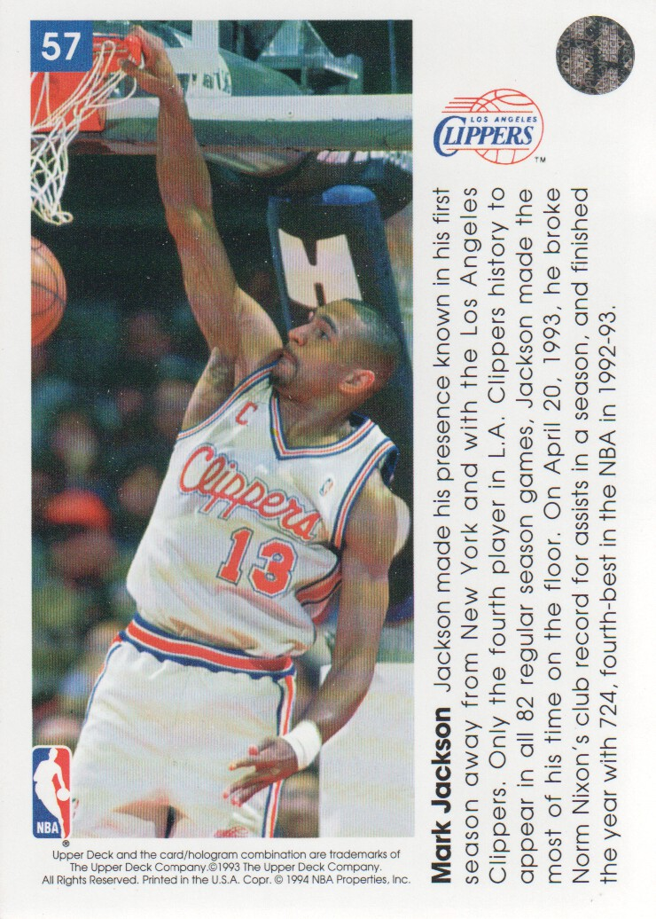 1993-94-Upper-Deck-Pro-View-Basketball-Cards-Pick-From-List thumbnail 97