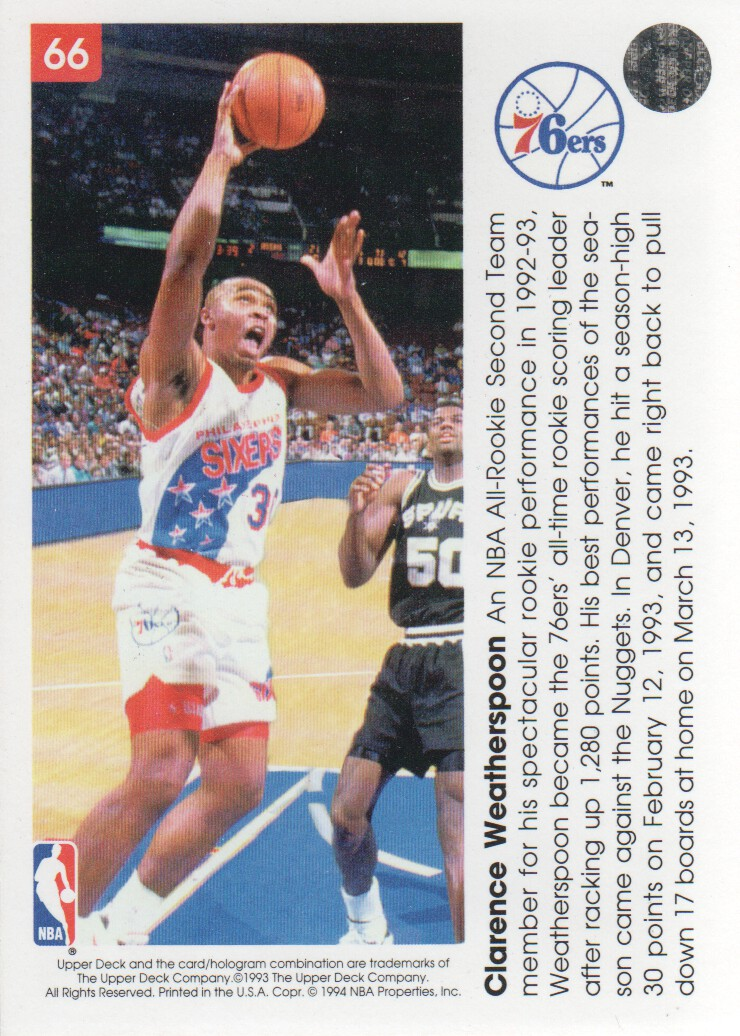 1993-94-Upper-Deck-Pro-View-Basketball-Cards-Pick-From-List thumbnail 115