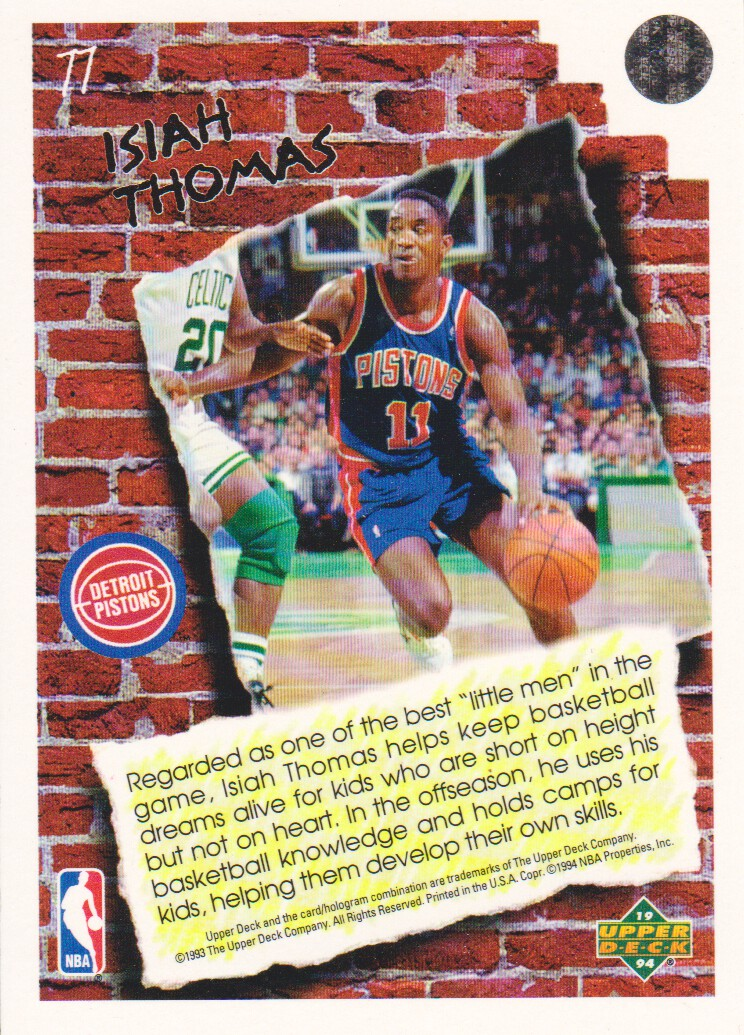 1993-94-Upper-Deck-Pro-View-Basketball-Cards-Pick-From-List thumbnail 133