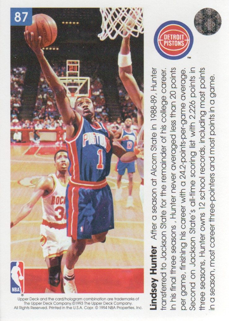 1993-94-Upper-Deck-Pro-View-Basketball-Cards-Pick-From-List thumbnail 149