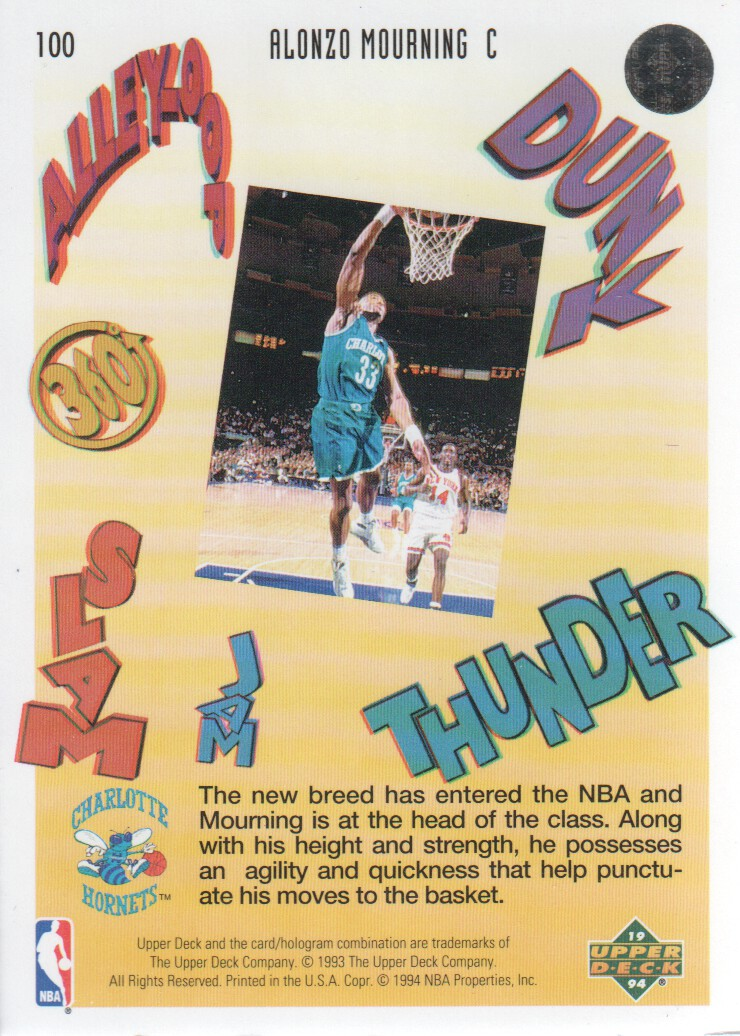 1993-94-Upper-Deck-Pro-View-Basketball-Cards-Pick-From-List thumbnail 168