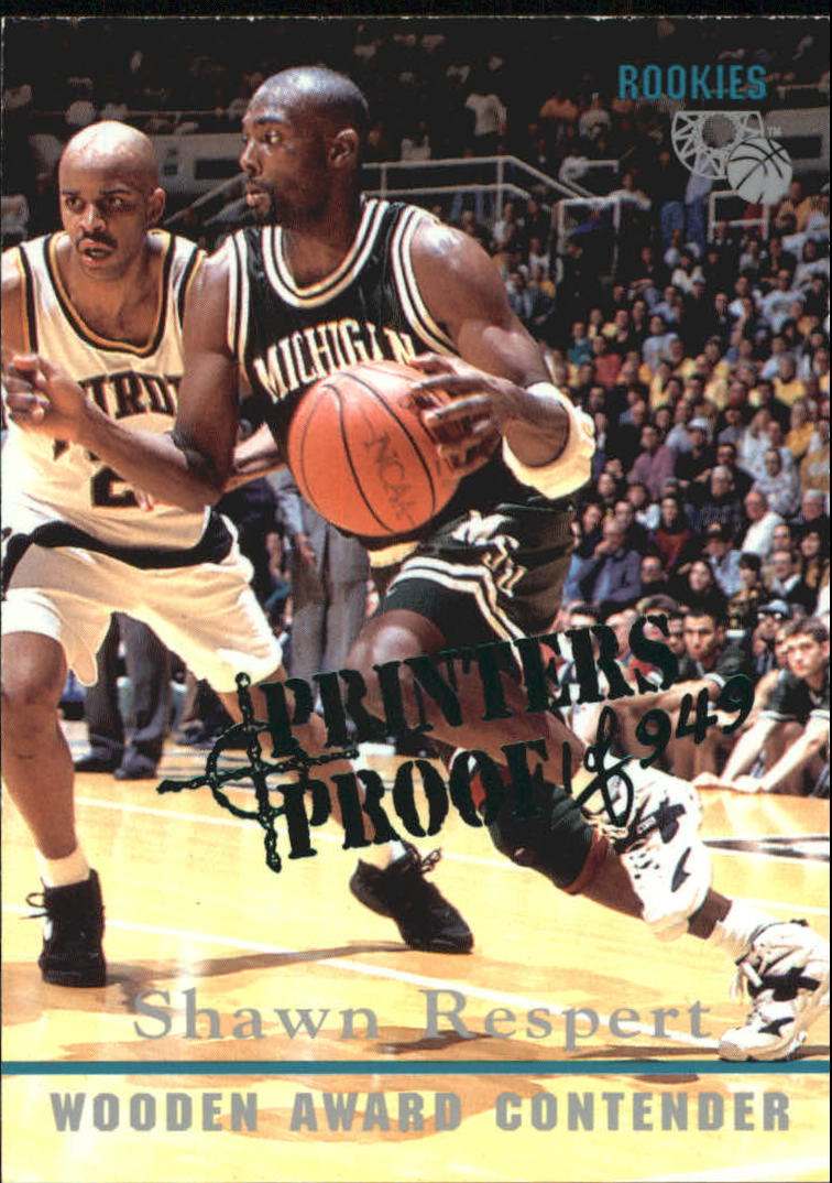 1995 Classic Printer's Proofs #96 Damon Stoudamire AW