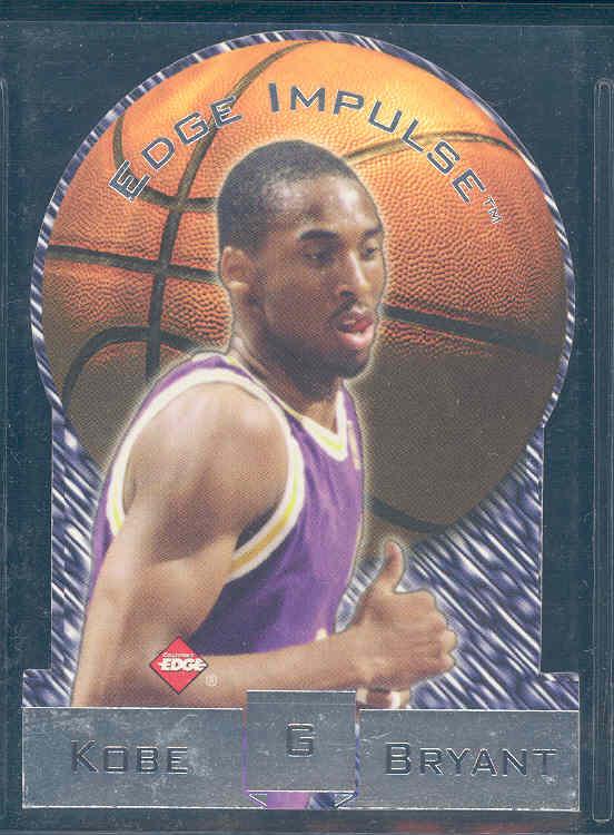 1997 Collector's Edge Impulse #39 Kobe Bryant