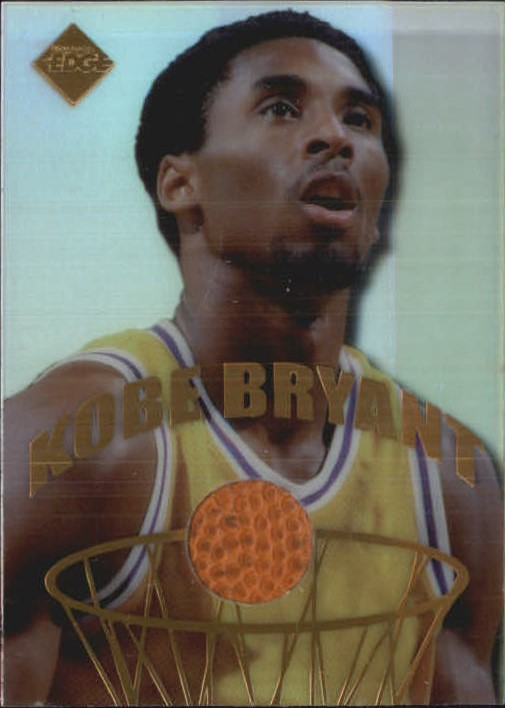 1998 Collector's Edge Impulse Memorable Moments #1 Kobe Bryant