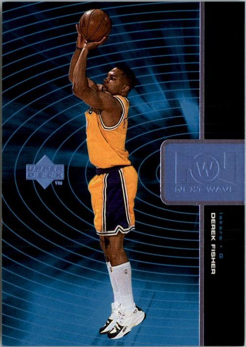 1998-99 Upper Deck Next Wave #NW27 Derek Fisher