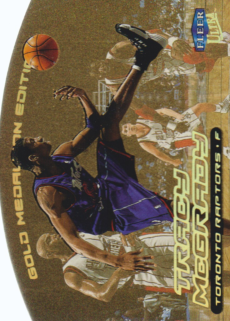 1999-00 Ultra Gold Medallion #119 Tracy McGrady