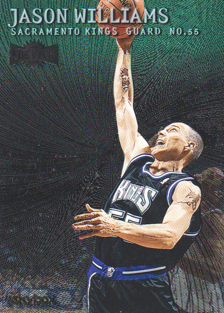 1999-00 Metal Emeralds #121 Jason Williams