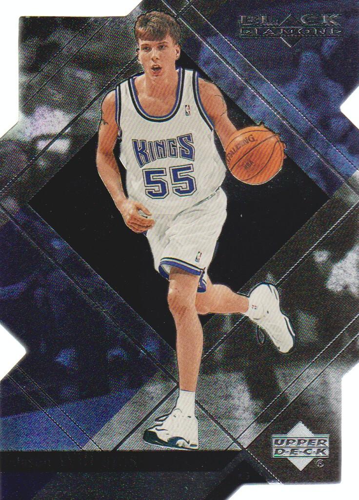 1999-00 Black Diamond Diamond Cut #69 Jason Williams