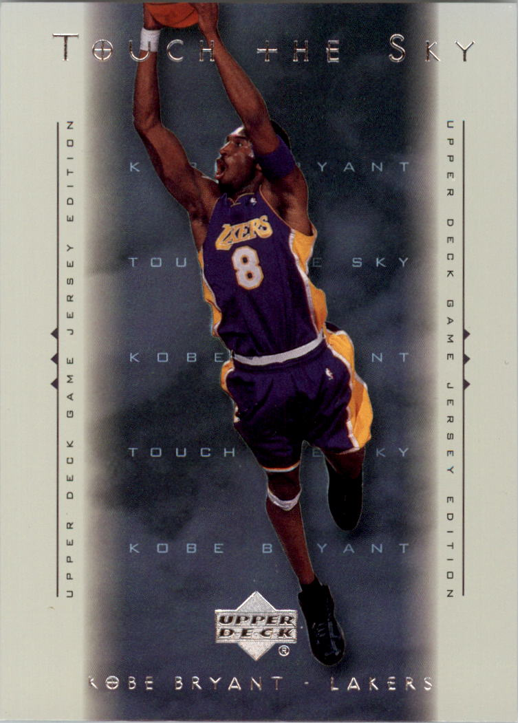 2000-01 Upper Deck Touch the Sky #T1 Kobe Bryant