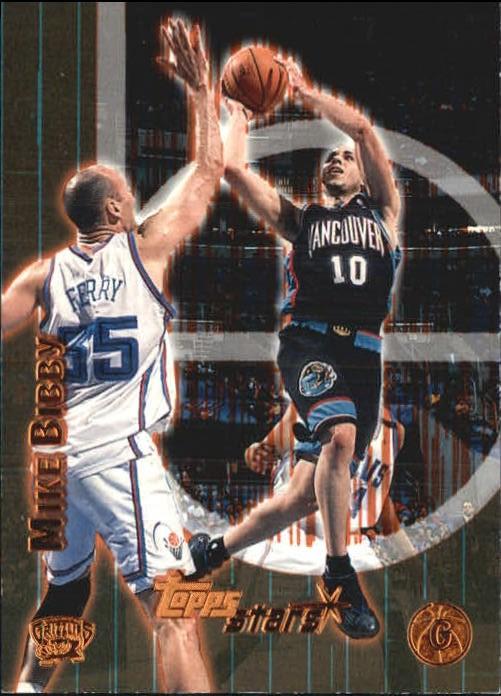 2000-01 Topps Stars Parallel #87 Mike Bibby