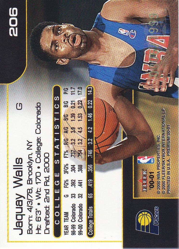 2000-01-Fleer-Premium-Basketball-Cards-Pick-From-List thumbnail 395