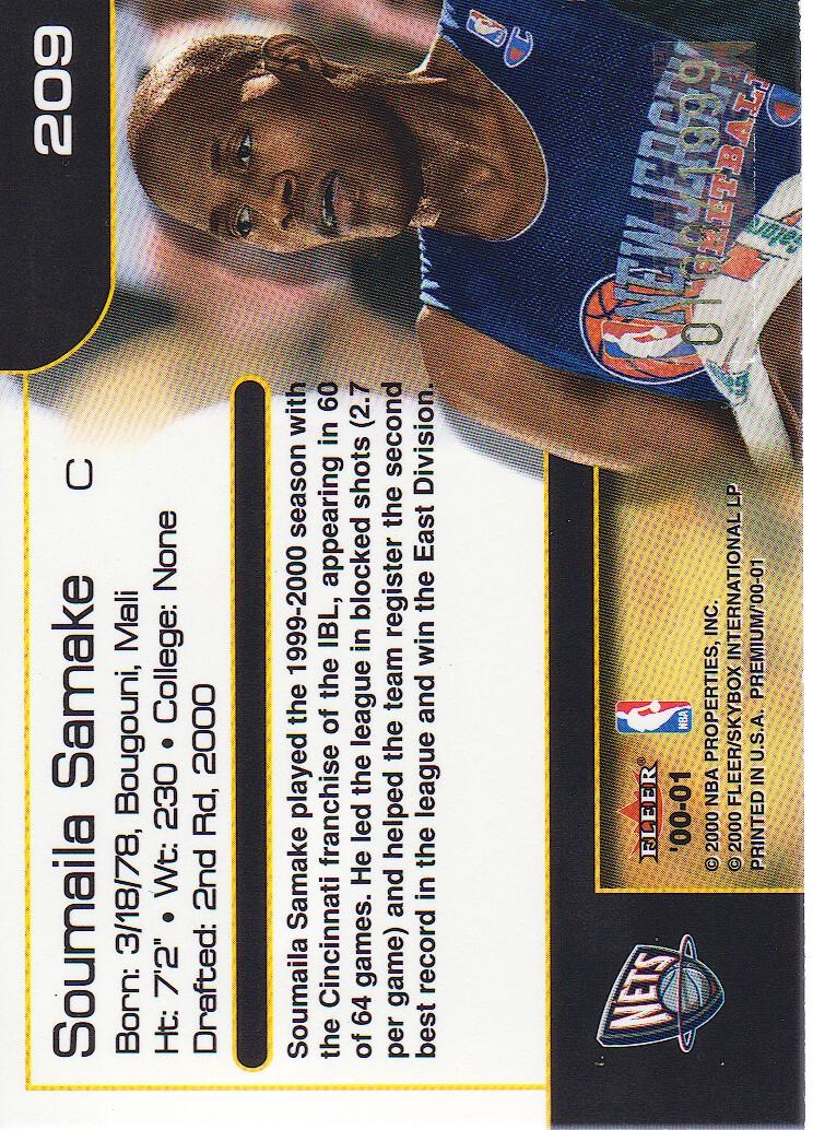 2000-01-Fleer-Premium-Basketball-Cards-Pick-From-List thumbnail 397