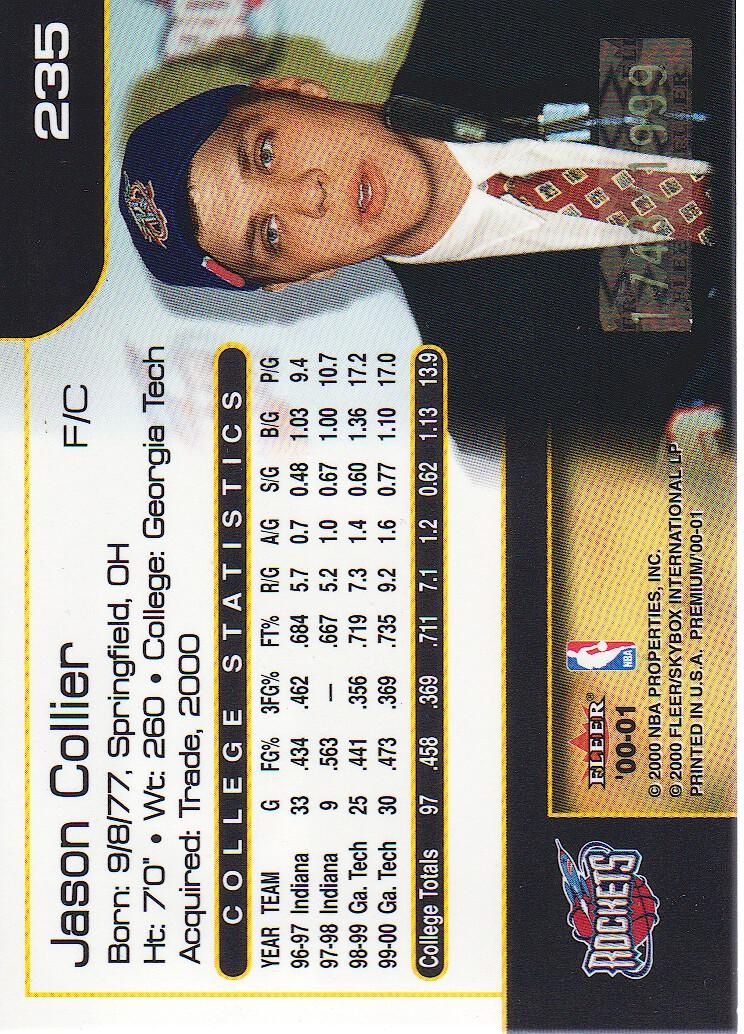 2000-01-Fleer-Premium-Basketball-Cards-Pick-From-List thumbnail 399