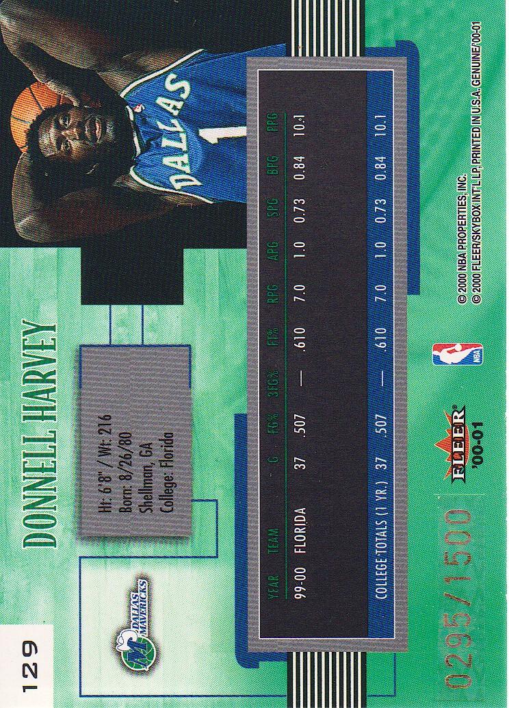 2000-01-Fleer-Genuine-Basketball-Cards-Pick-From-List thumbnail 47