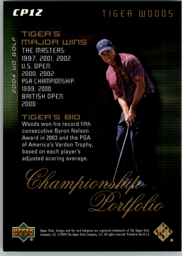 2004-Upper-Deck-Champion-Portfolio-Golf-Card-Pick
