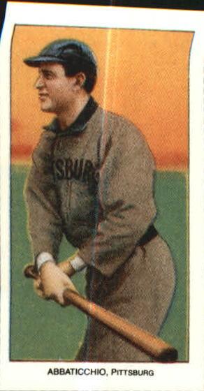 1909-11 T206 #2 Ed Abbaticchio/Brown Sleeves