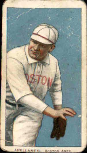 1909-11 T206 #11 Frank Arellanes