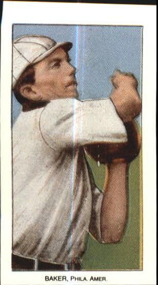 1909-11 T206 #15 Home Run Baker