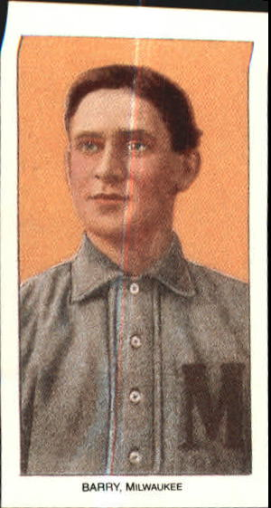 1909-11 T206 #20 Jack Barry