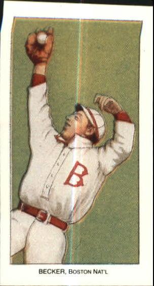 1909-11 T206 #28 Beals Becker