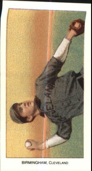 1909-11 T206 #41 Joe Birmingham/Horizontal