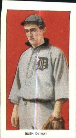 1909-11 T206 #65 Donie Bush