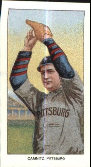 1909-11 T206 #70 Howie Camnitz/Hands above Head