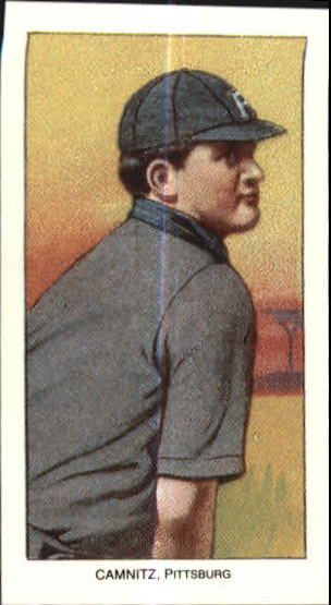 1909-11 T206 #68 Howie Camnitz/Arm at Side