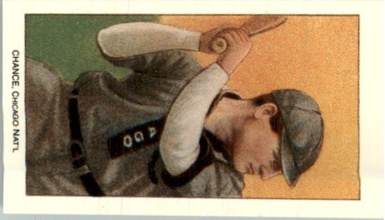 1909-11 T206 #77 Frank Chance/Batting