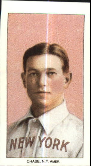 1909-11 T206 #85 Hal Chase/Portrait Pink