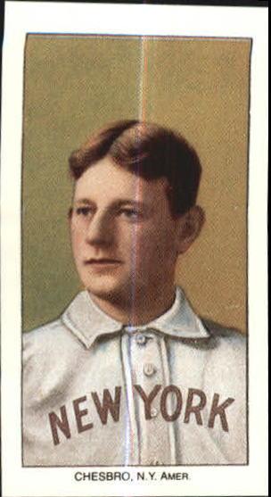 1909-11 T206 #87 Jack Chesbro