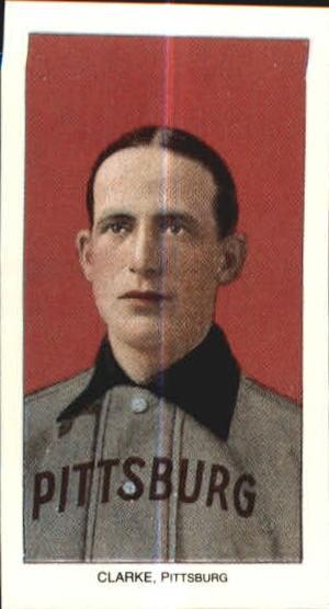 1909-11 T206 #91 Fred Clarke/Portrait