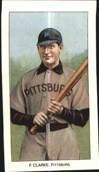1909-11 T206 #90 Fred Clarke/Holding Bat