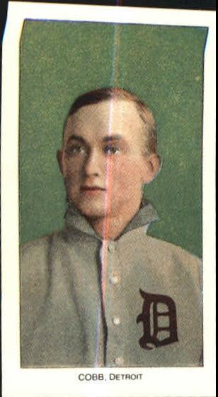 1909-11 T206 #97 Ty Cobb/Portrait Green