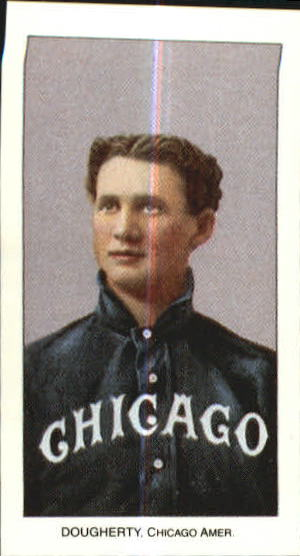 1909-11 T206 #143 Patsy Dougherty/Portrait