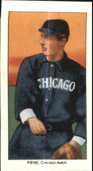 1909-11 T206 #173 Lou Fiene/Throwing