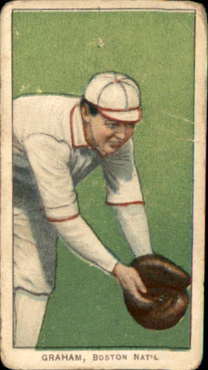 1909-11 T206 #192 Peaches Graham/Boston
