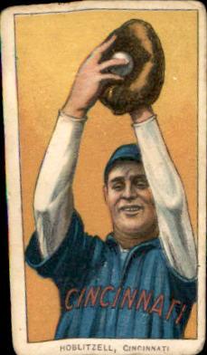 1909-11 T206 #215 Doc Hoblitzell