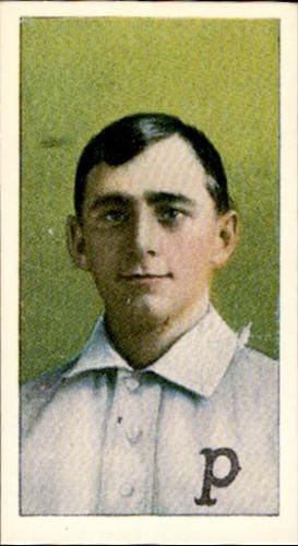 1909-11 T206 #294 Sherry Magie/Portrait ERR (Magee)