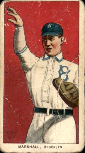 1909-11 T206 #306 Doc Marshall