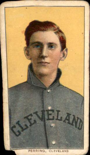1909-11 T206 #386 George Perring