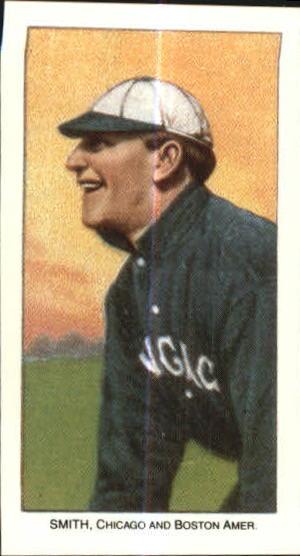 1909-11 T206 #449 Frank Smith/Chicago-Boston